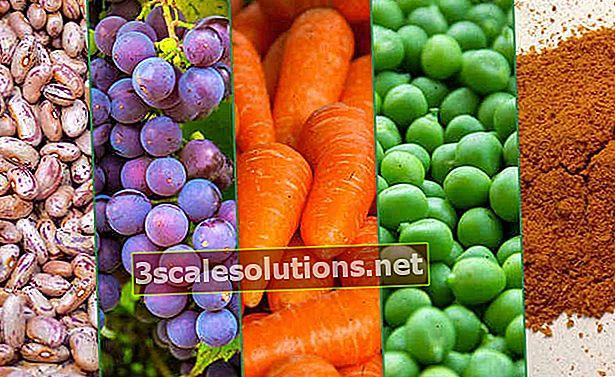 Antiossidanti: cosa sono e in quali alimenti trovarli