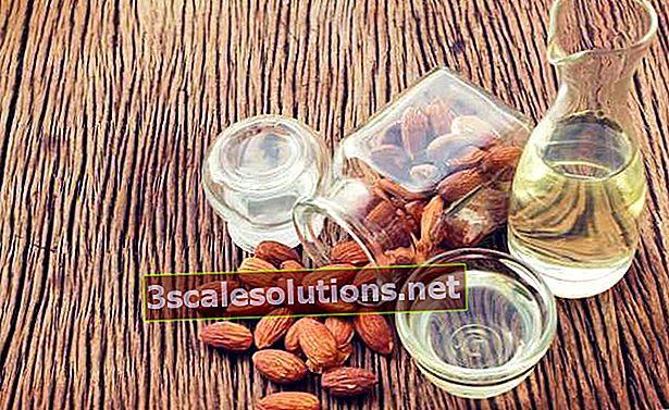 Olio di mandorle dolci: benefici per la bellezza e la salute