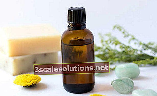 A cosa serve l'olio essenziale di rosmarino?