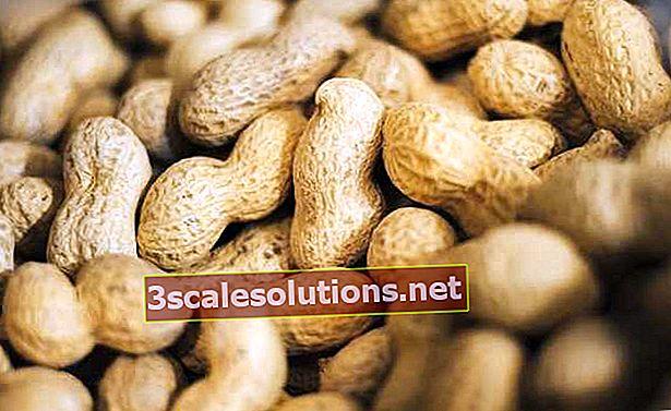 Arachidi: vantaggi e rischi