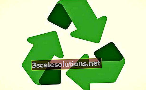 Simbolo del riciclaggio: cosa significa?