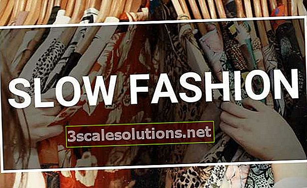 Cos'è la moda lenta e perché adottare questa moda?
