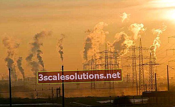 Cosa sono i gas serra