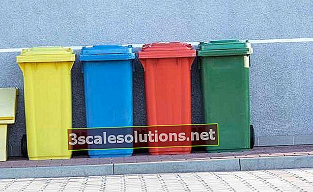 Conosci la differenza tra rifiuti e rifiuti?