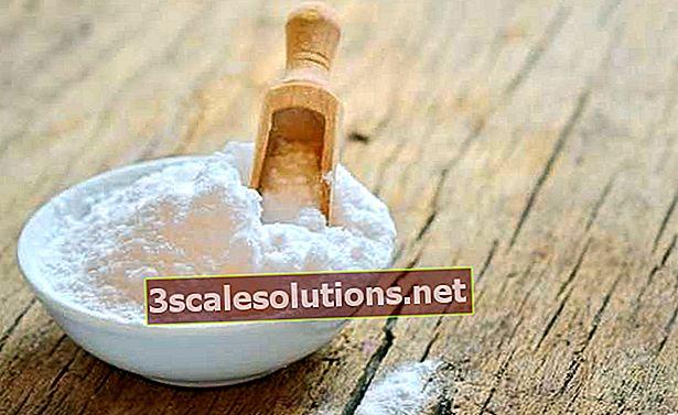 O que é bicarbonato de sódio