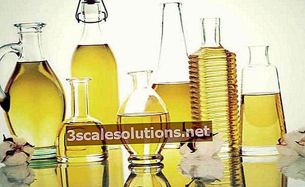 Oli vegetali: conosci i benefici e le proprietà cosmetiche