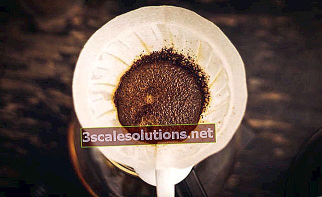 Fondi di caffè: 13 incredibili utilizzi