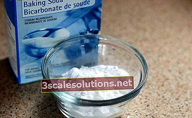 Il bicarbonato funziona come rimedio casalingo per il mal di freddo