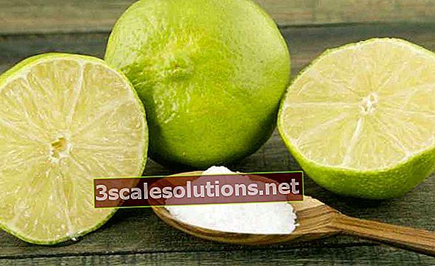 Benefici del bicarbonato di sodio
