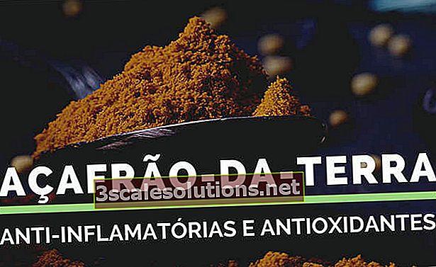 La curcuma ha proprietà antinfiammatorie e antiossidanti